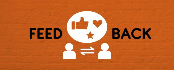 think backwards feedback